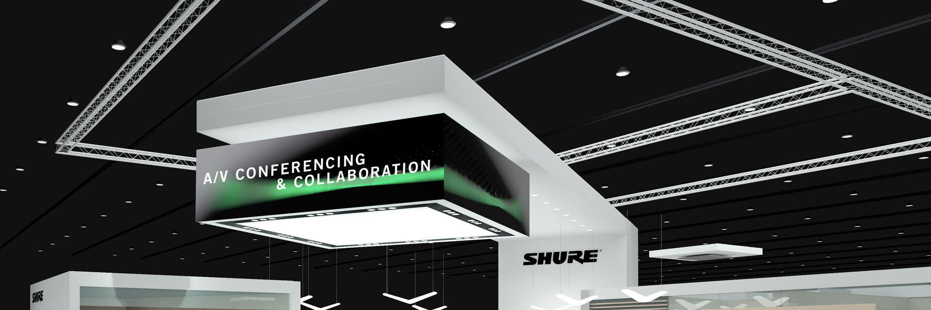 Shure @ ISE 2017: Integrated Systems