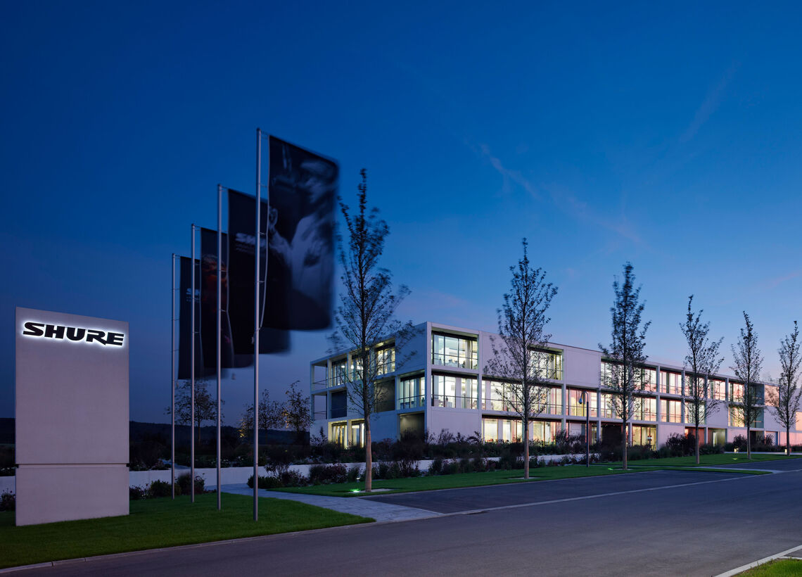 Shure Office in Eppingen