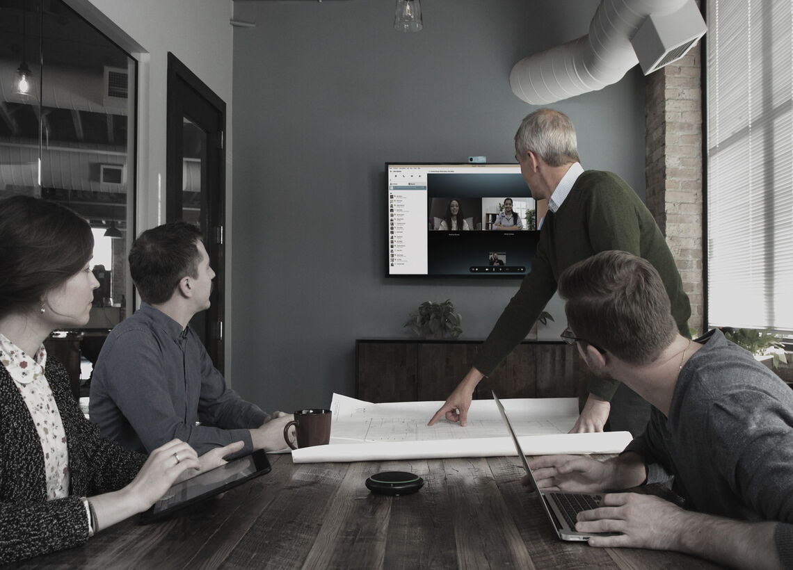 InfoComm 2019: Shure Intellimix® P300 Audio Conferencing Processor