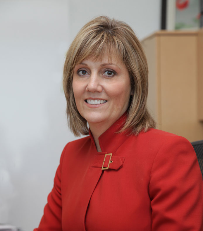 Christine Schyvinck, President and CEO