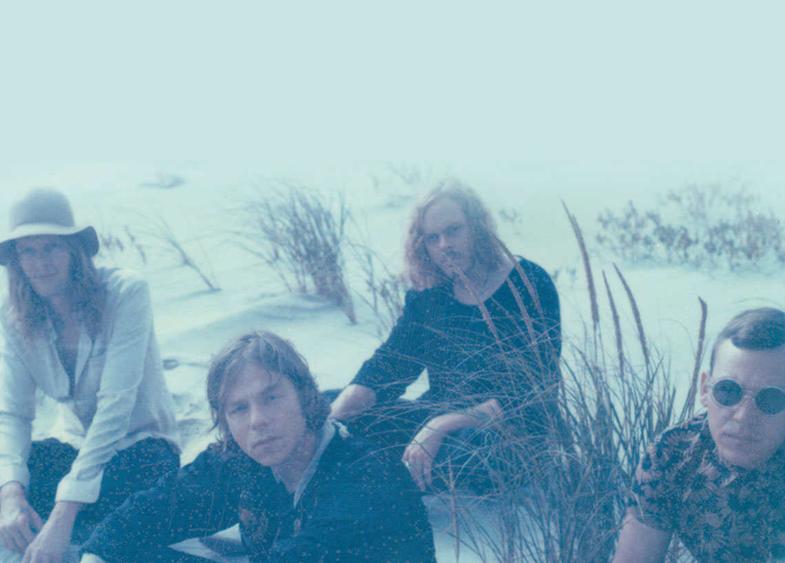 Shure Artist: Cage the Elephant