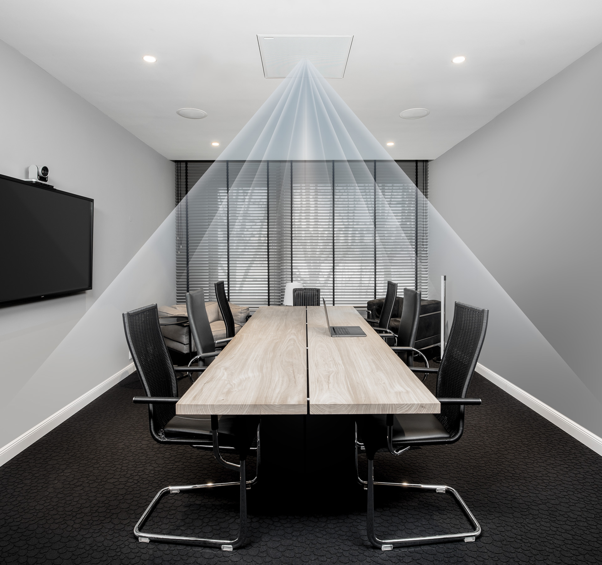 Informm 2019 Seminar: Designing Large Meeting Room Voice-Lift Systems