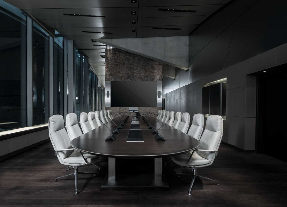 Shure Showcases Microflex 174 Complete Conference Systems